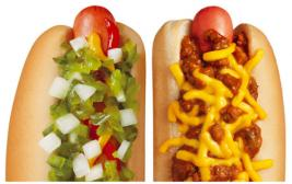 Sonic ~ $1 Chili Cheese Coney & All-American Hot Dogs August 25th