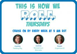 This Is How We Roll Thursday #78