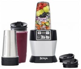 Today Only! Best Buy ~ Nutri Ninja Auto-IQ Pro Complete 4-Speed Blender $79.99 (Reg. $159.99)